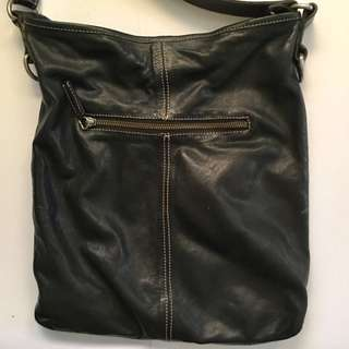 CR leather shoulder bag like NEW