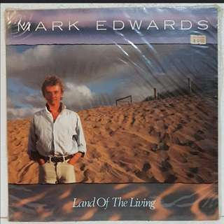 (Sealed) Mark Edwards - Land Of The Living Vinyl Record
