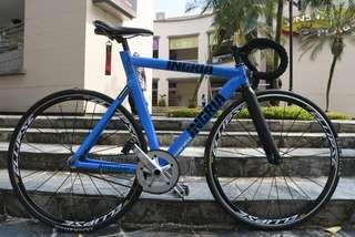 Ingria Airpusher Full Bike TEST MARKET (Fixie)