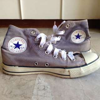 Converse All Star Chuck Taylor High Cut Canvas Shoes