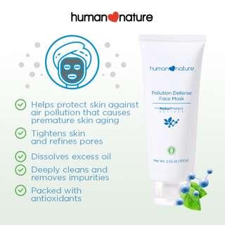 Pollution Defense Face Mask 100g