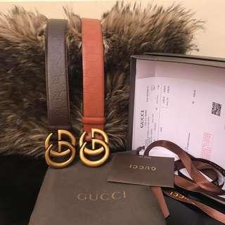 📌FREE SHIPPING!!! Gucci Belt