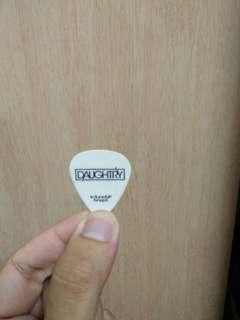 Guitar pick Daughtry