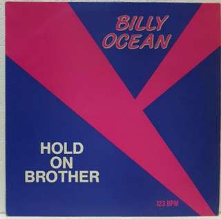 Billy Ocean - Hold On Brother vinyl record