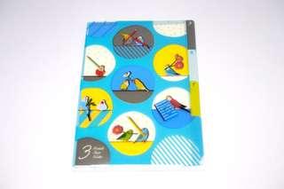 小鳥文件夾 (Birdy folder)