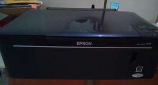 Epson Stylus TX121 All in one Printer