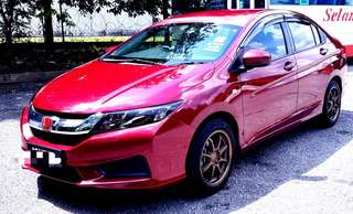 Honda City 1.5 2016 A