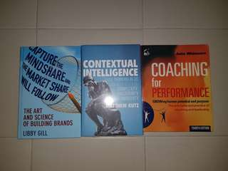 Self Performance Books