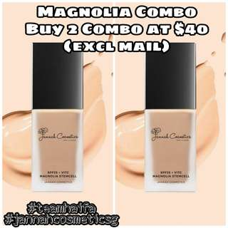 🚚 Magnolia Foundation COMBO #1