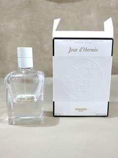 Refillable Botol parfum Jour d'Hermes - kosong