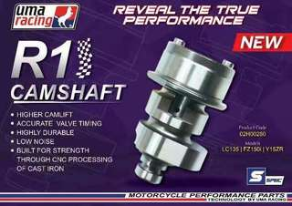 Uma CamShaft R3 Yamaha Sniper Y15z Monoshock Yamaha X1r Yamaha 125z Yamaha Lc Spark 135 J Stream Uma Koso Visor Uma Yamaha Rxz Jupiter Mx King 150 Kawasaki Super 4 Kappa Box Agv Arai Ram 3 Domino Shoei J Force 2 Tsr Arc Ecu Givi Kyt Honda Brembo