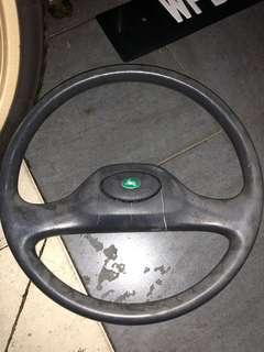 steering kancil