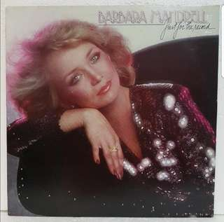 Barbara Mandrell - Just For The Record Vinyl Recor