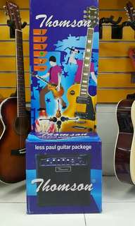 Lesspaul electric guitar