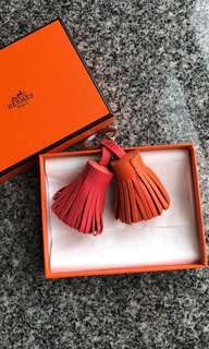 Hermes Carmen Duo Bag Charm