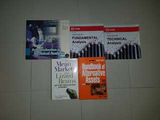Trading/Investment Books