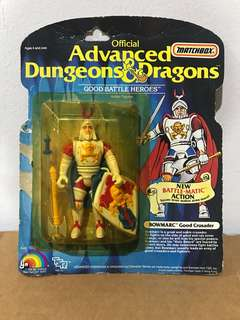 LJN Dungeons and Dragons Bowmarc
