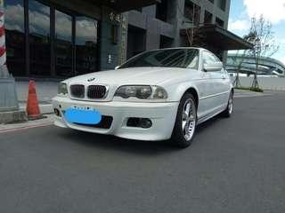 🔹廠牌:BMW 🔹車型:E46 323ci 2.5