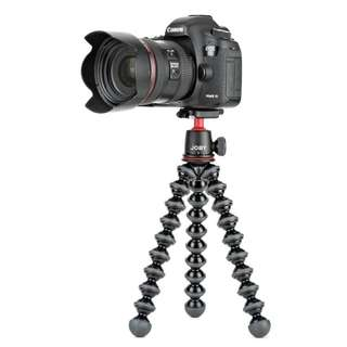 GorillaPod 3K Lightweight Professional Tripod for DSLR and Mirrorless Cameras