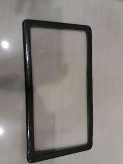 CF Plate Frame