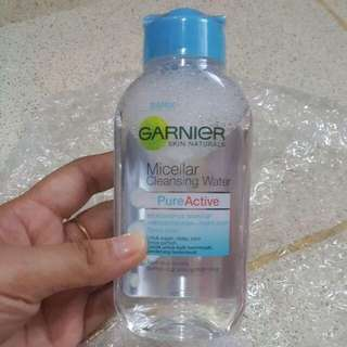 GARNIER MICELLAR WATER FOR OILY SKIN BIRU 125ml