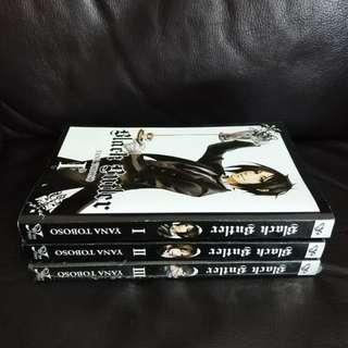 Black Butler Volumes