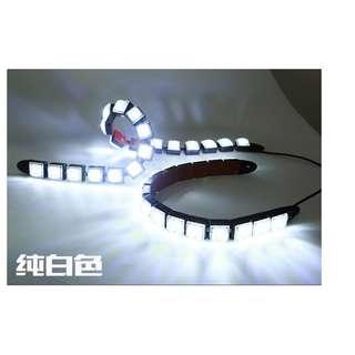 可彎折日行燈 (共20灯珠)