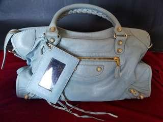 Balenciaga Lambskin Classic City Bag