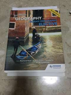 O Level Geography Textbook