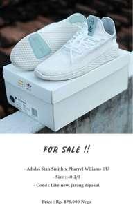 Adidas x Pharrel Williams Tennis HU