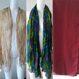 Shawl wrap cover up scarves