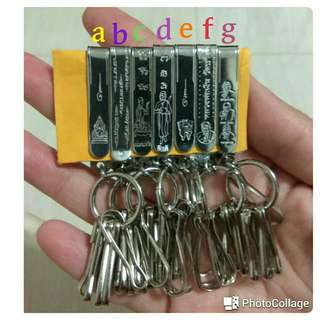 GSS! Buy 2 sets amulet clip with 5 hooks @ $12