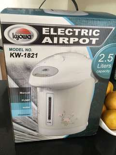 (Brand New!) Electric Airpot