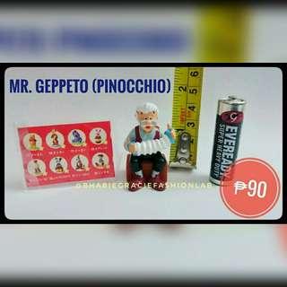 Geppeto (Pinocchio) Figure
