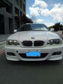BMW E46 323ci 2.5