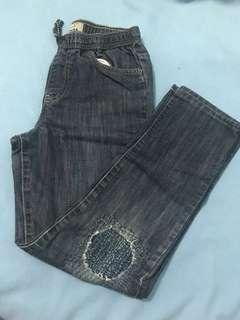 Old Navy maong pants