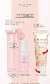 Anmyna July promo shampoo