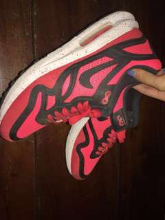 Authentic Nike Red Air max