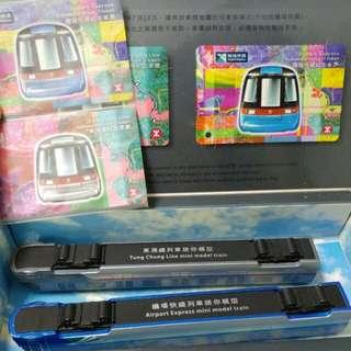 MTR港鐵列車模型