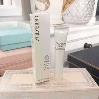 💛 Shiseido eye correcting cream • 5ml travel size with box