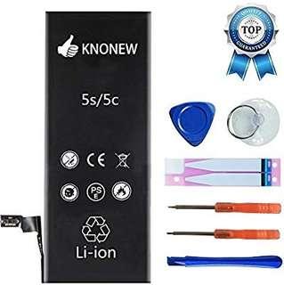 Iphone 5s/5c Replacement Battery Repair Kit!!