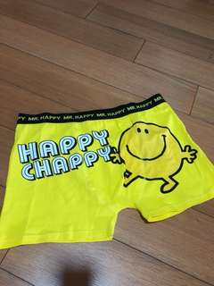 Underwear Boxer Mr Happy XL