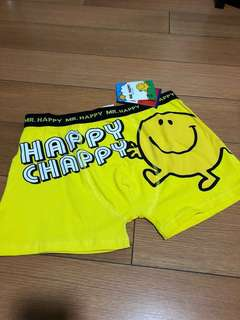 Underwear Boxer Mr Happy L