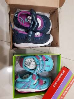 Stride Ride Shoes size 4 1/2 M & 5 W #july100