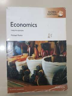 Economics Twelfth Edition Michael Parkin
