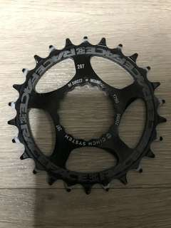 Race Face Direct Mount Cinch Narrow Wide Chainring (26T)