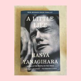 A Little Life by Hanya Yanagihara (Imported)