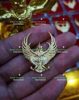 純銀版本及純銀三色金鷹神 《壯娜震.皇帝的力量》