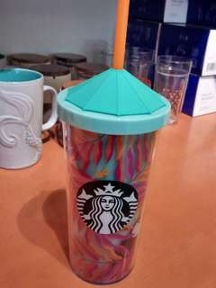 Starbucks Tumbler Edisi Summer Tall