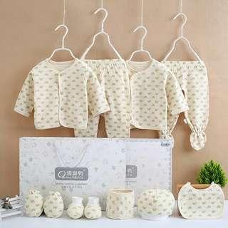 READY ITEM Newborn cloth (1 set)